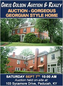 Kentucky Auctions & Auction Houses | KY Estate Sales, Auto