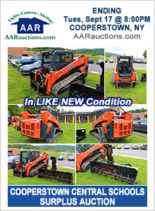 Heavy Equipment Auctions - Find Auctions For Trucks