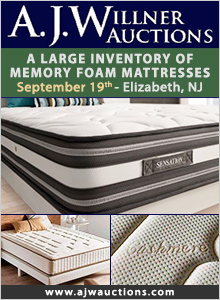 A Large Inventory of Memory Foam Mattresses - 09/19