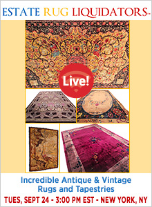 Incredible Antique & Vintage Rugs and - 09/24